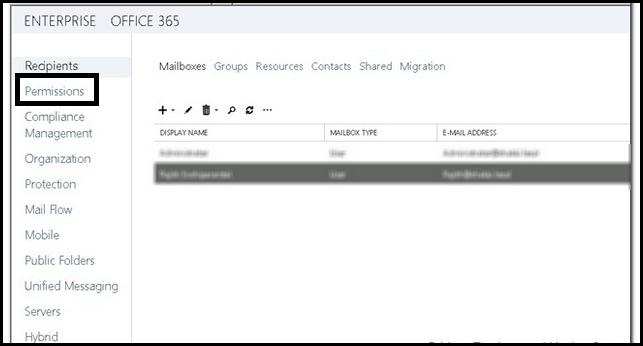 How to Export Mailbox to PST in Exchange 2013 with EAC (Exchange